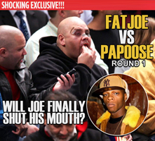Fat Joe Vs Papoose - Fat Joe Vs 50 Cent