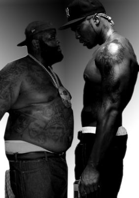 Rick Ross Vs 50 Cent
