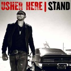 Usher - Here I Stand Cover